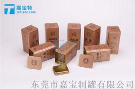 中药破壁丹参粉包装铁盒超细粉包装铁罐