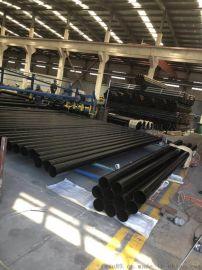 厂家直销 涂塑钢管 热浸塑钢管 承插式电力电缆保护套管