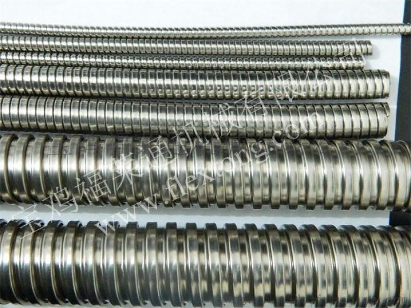 福萊通FSS型易彎曲304不鏽鋼波紋管