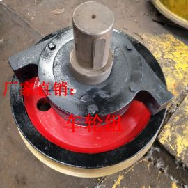 厂家直销Ø700×170主动车轮组坚固耐用定制生产