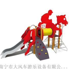 广西南宁幼儿不锈钢滑梯 儿童滑梯大型玩具 游乐设备