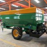 发酵农家肥抛洒机 大型撒肥机