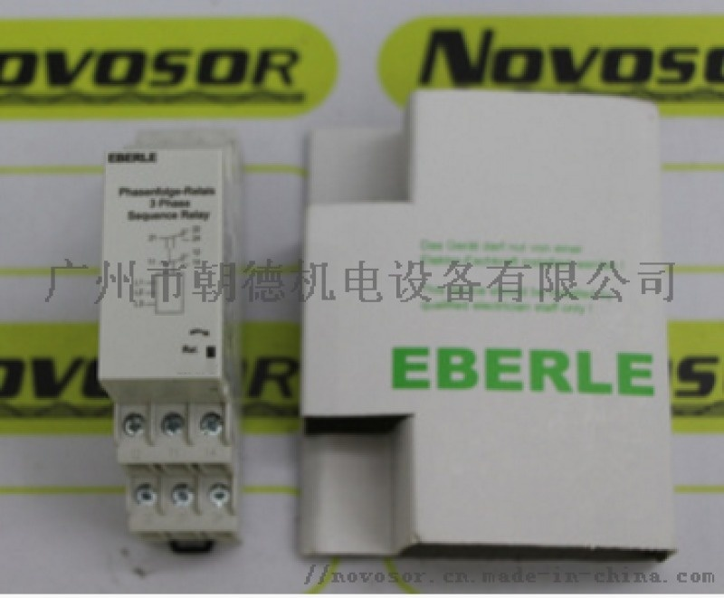 廣州市朝德機電 繼電器EBERLE WPH-2 080023162400    EBERLE MSM-200 EBERLE LSW1 800 50