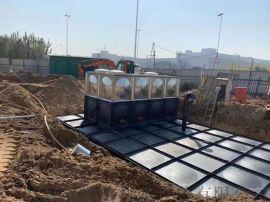 四川消防恒压供水设备 消防箱泵一体化