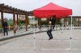 2*2米半自動摺疊式廣告帳篷豪華2×2米戶外展覽帳篷廠家現貨直銷