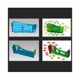 逆向抄数_3D建模_上海_武汉三维扫描服务