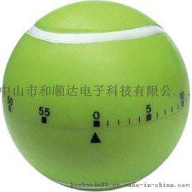 篮球定时器 网球计时器 足球定时器 球形厨房定时器   器
