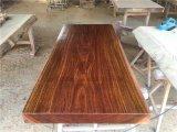 黃花梨大板實木辦公桌簡約原木老板桌大板桌餐桌書桌茶臺畫案特價 水波