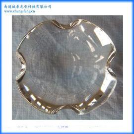 南通诚奉厂家批发CF118-50工矿灯光学玻璃透镜