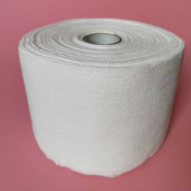 一次性无纺布全棉网纹柔巾卷断点式