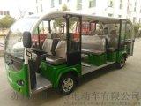 厦门14座敞开式电动观光车  上海松江现在农业园游览车