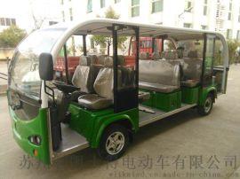 厦门14座敞开式电动** 上海松江现在农业园游览车