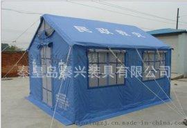 厂家直销6-8人防水救灾帐篷 库存救灾帐篷 四角遮阳救灾帐篷