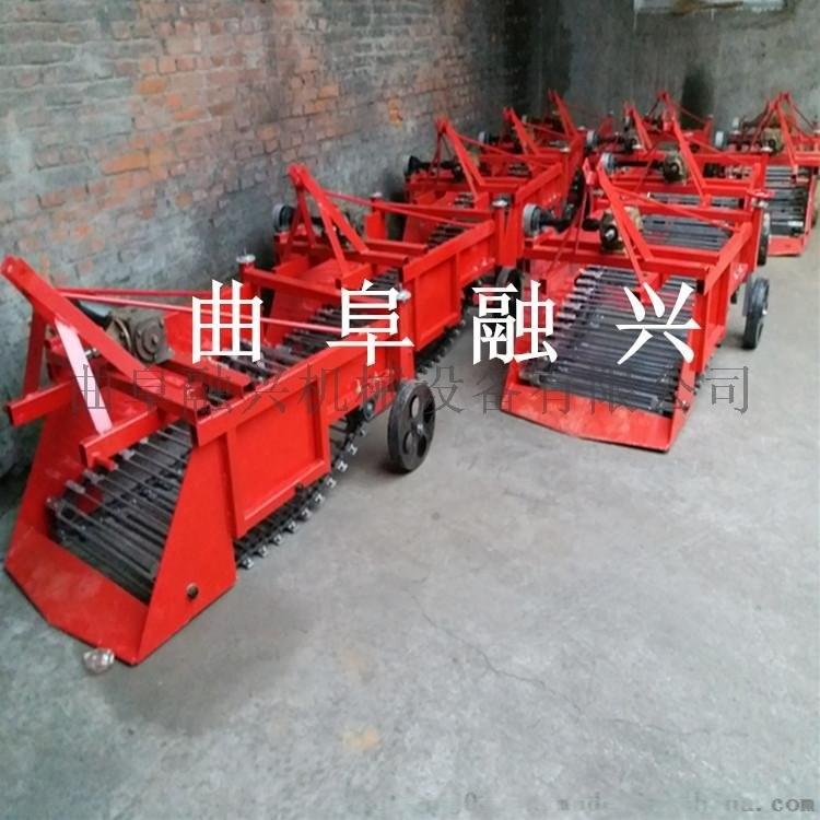 陝西紅苕起挖機洋芋紅芋收穫機供應廠家