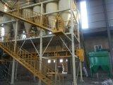 钢铁保护渣中央供料系统,创建绿色生活