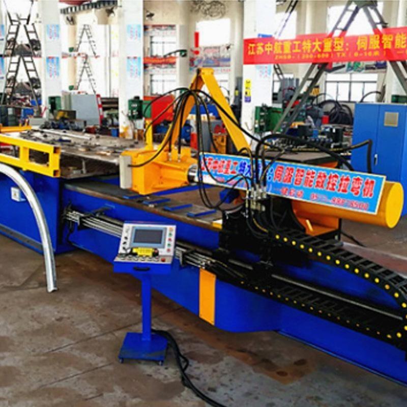 廠家直銷 方管拉彎機 型材拉彎機 鋁材拉彎機 規格齊全