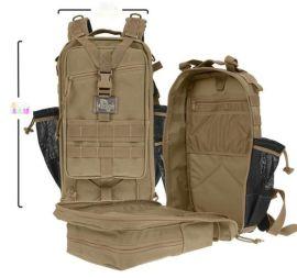 上海定制迷彩背包 双肩包 运动包 旅行包来图打样可添加logo