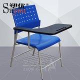 翻轉一體課桌椅帶寫字板培訓椅大尺寸手寫板椅子新聞椅