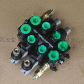 ZCDB15-2OT-双组进回油液压多路阀