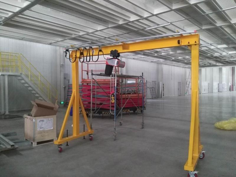 龙门吊 门式起重机 移动龙门架 移动龙门吊车