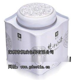 茶叶为何要用马口铁盒包装_尚之美