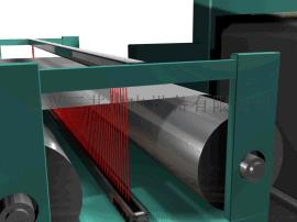 RS485测量光幕-厂家供应485光幕