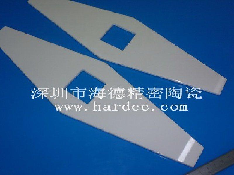 氧化锆 陶瓷刀片 固定陶瓷刀固定刀耐磨陶瓷刀固定刀