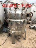 出售二手20噸搪玻璃反應釜 二手20噸搪瓷反應釜,