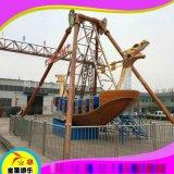 广场大型游乐设备海盗船商丘童星厂家直销价格优惠