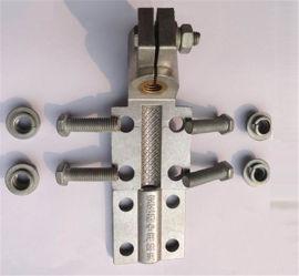 M12 14 16 18 20 变压器螺纹式抱杆线夹电力线夹