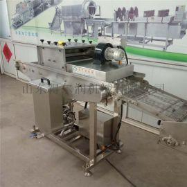 【推荐】年糕裹芝麻机器 自动年糕裹芝麻设备生产线