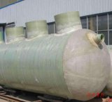 農村廁所改造化糞池玻璃鋼化糞池一體化污水處理設備