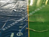 铁路货运D型篷布+绳网