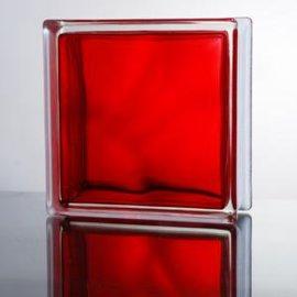 空心玻璃砖(内彩红)
