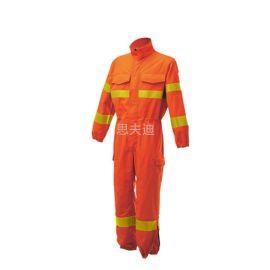 阻燃防静电连体工作服 防酸碱连体工作服 可定制连体工作服