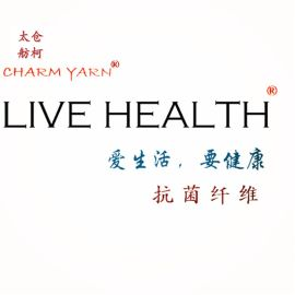 LIVEHEALTH、尼龙铜抗菌纤维、抗菌丝