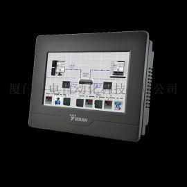 厦门宇电AI-3270S/3270W真彩人机界面触摸屏/无纸记录仪