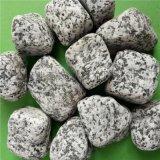 芝麻灰鵝卵石 濾水墊層鵝卵石 雜色鵝卵石