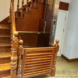 小型家用二三层别墅电梯液压升降台