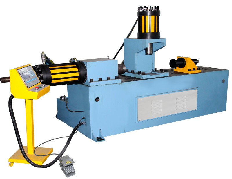 ML-SS100缩管机,管端成型缩管机