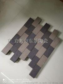 深灰色浅灰色陶土砖烧结砖