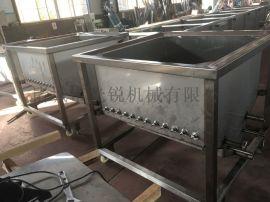 燃气油炸锅商用 煤气油炸机 电加热油炸机
