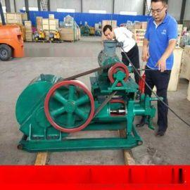 安徽淮南市2TGZ-60/210高压注浆泵高压水泥矿用注浆泵防爆电机