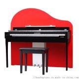 电钢琴皇玛8812重锤智能家用练习电钢琴