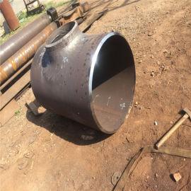 碳钢三通 管件定制大口径三通等径DN800对焊三通