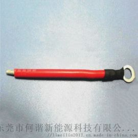 高温高压硅胶线大电流电池插头线