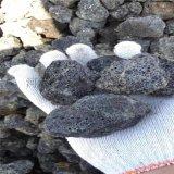 水处理用火山石 多肉介质火山石颗粒 天然多孔火山石