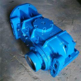 JS75皮带机减速机  150C齿轮箱承载能力大