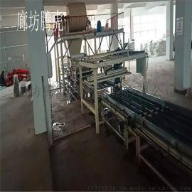 供应定制防火板设备 玻镁板设备 门芯板设备生产线