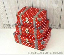厂家直供YESHI进口磨砂铁化妆品包装铁盒